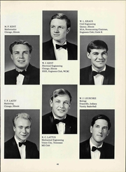 Christian Brothers University - Galleon Yearbook (Memphis, TN) online yearbook collection, 1968 Edition, Page 55