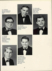 Christian Brothers University - Galleon Yearbook (Memphis, TN) online yearbook collection, 1968 Edition, Page 69