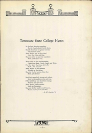 Page 11, 1930 Edition, Tennessee State University - Tennessean Yearbook (Nashville, TN) online yearbook collection