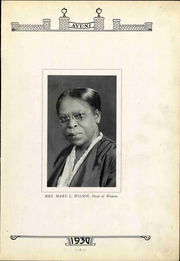 Page 13, 1930 Edition, Tennessee State University - Tennessean Yearbook (Nashville, TN) online yearbook collection