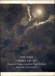 Page 3, 1976 Edition, Thurman Francis Junior High School - Ram Yearbook (Smyrna, TN) online yearbook collection