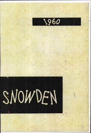 Page 1, 1960 Edition, Snowden Junior High School - Yearbook (Memphis, TN) online yearbook collection