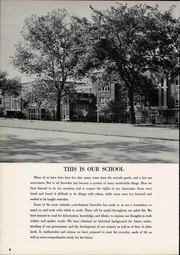 Page 10, 1960 Edition, Snowden Junior High School - Yearbook (Memphis, TN) online yearbook collection