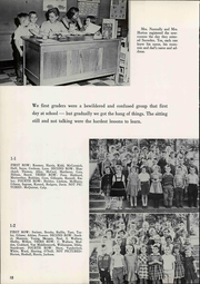 Page 16, 1960 Edition, Snowden Junior High School - Yearbook (Memphis, TN) online yearbook collection