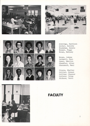 Page 13, 1980 Edition, Snowden Junior High School - Yearbook (Memphis, TN) online yearbook collection
