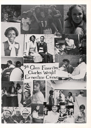 Page 15, 1980 Edition, Snowden Junior High School - Yearbook (Memphis, TN) online yearbook collection
