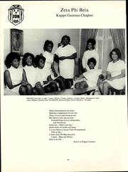 Fisk University - Oval Yearbook (Nashville, TN) online yearbook collection, 1969 Edition, Page 146