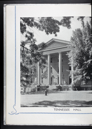 Page 10, 1937 Edition, Martin Methodist College - Spinster Yearbook (Pulaski, TN) online yearbook collection