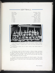 Martin Methodist College - Spinster Yearbook (Pulaski, TN) online yearbook collection, 1937 Edition, Page 47