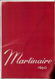 1960 Edition, Martin Methodist College - Spinster Yearbook (Pulaski, TN)