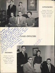 Martin Methodist College - Spinster Yearbook (Pulaski, TN) online yearbook collection, 1960 Edition, Page 34