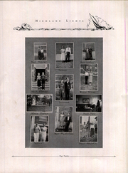 Page 14, 1935 Edition, Highland Heigts Junior High School - Lights Yearbook (Nashville, TN) online yearbook collection