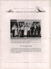 Page 16, 1935 Edition, Highland Heigts Junior High School - Lights Yearbook (Nashville, TN) online yearbook collection