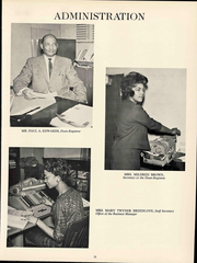 Page 16, 1963 Edition, Morristown College - Red Knight Yearbook (Morristown, TN) online yearbook collection