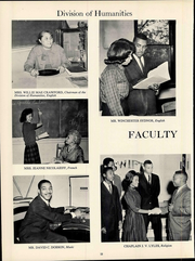 Page 17, 1963 Edition, Morristown College - Red Knight Yearbook (Morristown, TN) online yearbook collection