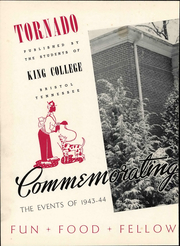 Page 8, 1944 Edition, King University - Tornado Yearbook (Bristol, TN) online yearbook collection