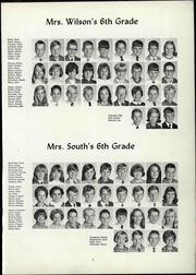 Page 13, 1969 Edition, Elmore Park Middle School - Golden Eagle Yearbook (Bartlett, TN) online yearbook collection