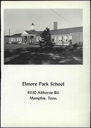 Page 5, 1969 Edition, Elmore Park Middle School - Golden Eagle Yearbook (Bartlett, TN) online yearbook collection