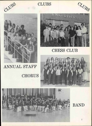Page 11, 1975 Edition, Two Rivers Junior High School - Cutlass Yearbook (Nashville, TN) online yearbook collection