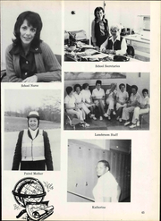 Two Rivers Junior High School - Cutlass Yearbook (Nashville, TN) online yearbook collection, 1975 Edition, Page 45