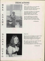 Page 7, 1975 Edition, Two Rivers Junior High School - Cutlass Yearbook (Nashville, TN) online yearbook collection