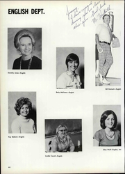 Page 48, 1976 Edition, Cameron Junior High School - Pantheron Yearbook (Nashville, TN) online yearbook collection