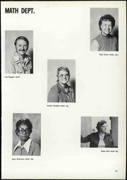 Page 49, 1976 Edition, Cameron Junior High School - Pantheron Yearbook (Nashville, TN) online yearbook collection