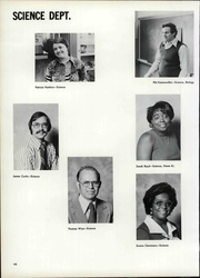 Page 50, 1976 Edition, Cameron Junior High School - Pantheron Yearbook (Nashville, TN) online yearbook collection