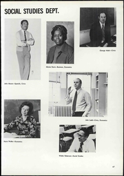 Page 51, 1976 Edition, Cameron Junior High School - Pantheron Yearbook (Nashville, TN) online yearbook collection