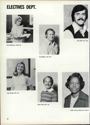 Page 52, 1976 Edition, Cameron Junior High School - Pantheron Yearbook (Nashville, TN) online yearbook collection