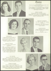 Page 15, 1956 Edition, Baxter Seminary - Highlander Yearbook (Baxter, TN) online yearbook collection