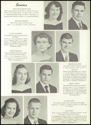 Page 17, 1956 Edition, Baxter Seminary - Highlander Yearbook (Baxter, TN) online yearbook collection