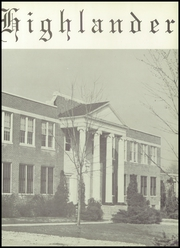 Page 7, 1956 Edition, Baxter Seminary - Highlander Yearbook (Baxter, TN) online yearbook collection