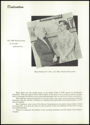 Page 8, 1956 Edition, Baxter Seminary - Highlander Yearbook (Baxter, TN) online yearbook collection