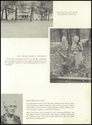 Page 13, 1959 Edition, Baxter Seminary - Highlander Yearbook (Baxter, TN) online yearbook collection