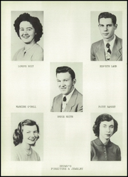 Page 10, 1951 Edition, Doak High School - Barker Yearbook (Tusculum, TN) online yearbook collection