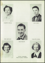 Page 11, 1951 Edition, Doak High School - Barker Yearbook (Tusculum, TN) online yearbook collection