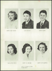 Page 12, 1951 Edition, Doak High School - Barker Yearbook (Tusculum, TN) online yearbook collection