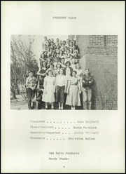 Page 14, 1951 Edition, Doak High School - Barker Yearbook (Tusculum, TN) online yearbook collection