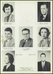Page 7, 1951 Edition, Doak High School - Barker Yearbook (Tusculum, TN) online yearbook collection