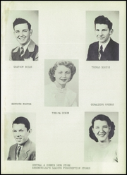 Page 9, 1951 Edition, Doak High School - Barker Yearbook (Tusculum, TN) online yearbook collection