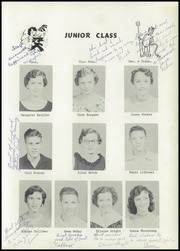 Page 39, 1956 Edition, Chuckey High School - Barker Yearbook (Chuckey, TN) online yearbook collection