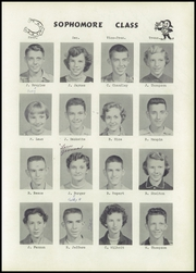 Page 43, 1956 Edition, Chuckey High School - Barker Yearbook (Chuckey, TN) online yearbook collection