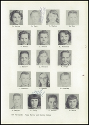 Page 49, 1956 Edition, Chuckey High School - Barker Yearbook (Chuckey, TN) online yearbook collection