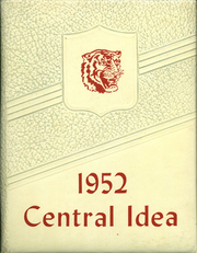 1952 Edition, Central High School - Central Idea Yearbook (Savannah, TN)
