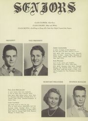Page 13, 1952 Edition, Central High School - Central Idea Yearbook (Savannah, TN) online yearbook collection