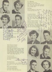 Page 15, 1952 Edition, Central High School - Central Idea Yearbook (Savannah, TN) online yearbook collection