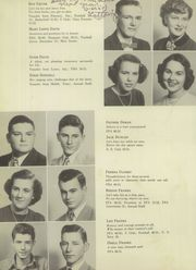 Page 16, 1952 Edition, Central High School - Central Idea Yearbook (Savannah, TN) online yearbook collection