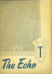 Page 1, 1954 Edition, Trezevant High School - Echo Yearbook (Trezevant, TN) online yearbook collection