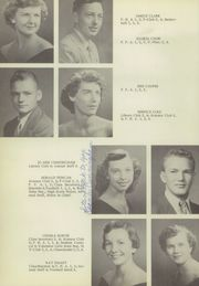 Page 14, 1954 Edition, Trezevant High School - Echo Yearbook (Trezevant, TN) online yearbook collection